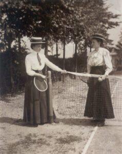 Gertraud-Tennis